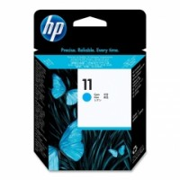 HP 11 CYAN INK CARTRIDGE