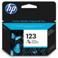 HP 123 Tri Colour Ink Cartridge (F6V16AE)