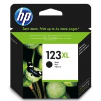 HP 123XL Black Ink Cartridge (F6V19AE)
