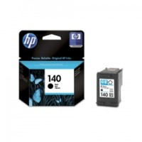 HP 140 BLACK INK CARTRIDGE
