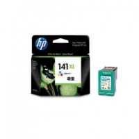 HP 141XL TRI COLOUR INK CARTRIDGE