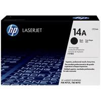 HP 14A Black Original LaserJet Toner Cartridge | CF214A