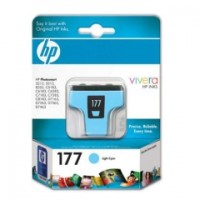 HP 177 Light Cyan Ink Cartridge (C8774HE)