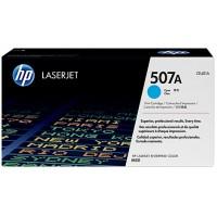 HP 507A Cyan Laserjet Toner Cartridge (CE401A)