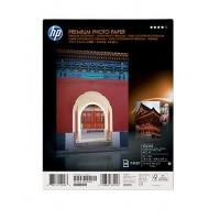 "HP CZ986A Premium Glossy Photo Paper A2 (18"" X24"") 240gsm PK/20"