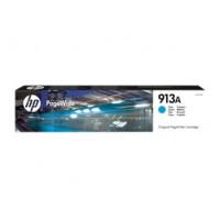 HP 913A Cyan Original PageWide Cartridge (F6T77AE)