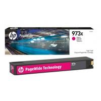 HP 973X High Yield Magenta Original PageWide Cartridge (F6T82AE)