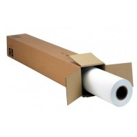 HP C6570C Heavyweight Coated Paper Roll 130 g/m² 54 in / 1372 mm x 30.5 m