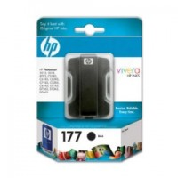 HP 177 Black Ink Cartridge (C8721HE)