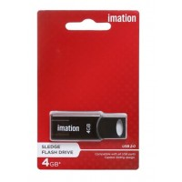 Imation 4GB Flash Drive, USB 2.0