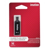 Imation 16GB Flash Drive, USB 2.0