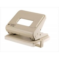 Kangaro DP-485, 2 Hole Paper Punch, 16 Sheets Capacity, Random Color