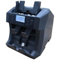 Laurel X7 Bank Note Value Counter / Sorter W/ IR/MG/UV Detection