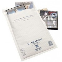 Sealed Air Mail Lite Bubble Bags White D/1 180 x 260mm [Pack/10]
