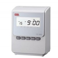 MAX ER-1600 Fully Automatic Time Recorder