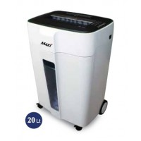 Maxi DM-120C Cross Cut Shredder