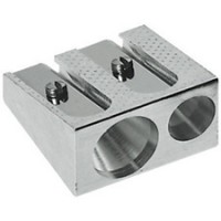 Eisen Double Hole Metal Sharpener