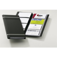 Modest MS85, A5 Business Card Album, 200 Cards w/A-Z index