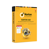 Norton 360 up to 3 Devices
