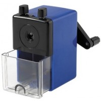 Omega Table Pencil Sharpener, Assorted Colors