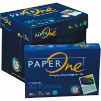 PaperOne Premium Copy Paper, White, A4 , 80 gsm, 5 Reams/Box