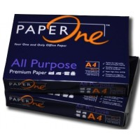 PaperOne Premium Copy Paper, White, A4 , 80 gsm, 500 Sheets/Ream