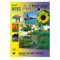 Pauli Inkjet Glossy Paper A4 White 240gsm PK/50