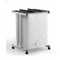 VistaPlan Top Loading Plan Storage Trolley, 2000 Sheets (A0)