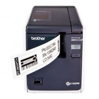 Brother P-touch® PT-9800PCN Networked Label Printer