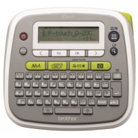 Brother P-touch® PT-D200AR English & Arabic Label Maker