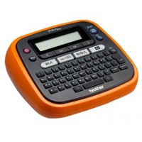 Brother PT-E200VP Label Maker w/ Power Adaptor + Carry Case