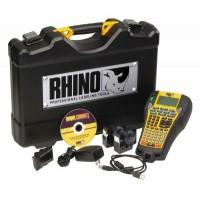 Dymo Rhino 6000 Industrial Label Maker (Hard Case Kit)