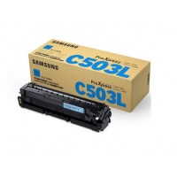 Samsung CLT-C503L Cyan Toner Cartridge [5,000 Pages]