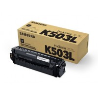 Samsung CLT-K503L Black Toner Cartridge [8,000 Pages]