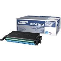 Samsung CLP-C660A Cyan Toner Cartridge