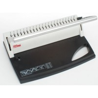 SAX 888 Spiral Comb Binder, Binds up to 120 Sh