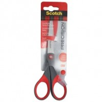3M Scotch 1447 Precision Scissor, 7""