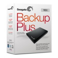 Seagate Backup Plus External HDD - 1TB