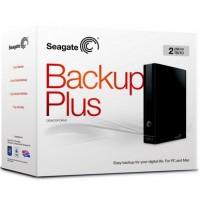 Seagate Backup Plus External Desktop Drive 2TB