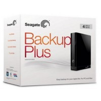 Seagate Backup Plus External Desktop Drive 4TB