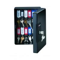Sentry KB-50 Key Box, 50 Key Capacity, Black