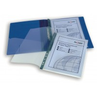 Snopake 14890 Ring Binder Display Book A4 20 Pockets