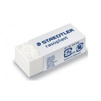 Staedtler Rasoplast Pencil Eraser Medium [526B30]