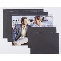 Teloman Presentation Sleeves PVC Clear A2