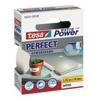 Tesa® Extra Power Perfect Tape 19MM X 2.75M White [56341-28]