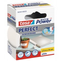 Tesa® Extra Power Perfect Tape 38MM X 2.75M White [56343-35]