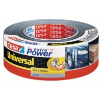 Tesa® Extra Power Universal Duct Tape 50MM X 50M Silver [56389-00]