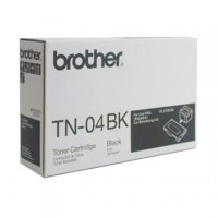 Brother TN-04BK Black Toner Cartridge